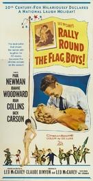 Rally 'Round the Flag, Boys! - Movie Poster (xs thumbnail)