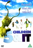 Five Children and It - British Movie Cover (xs thumbnail)