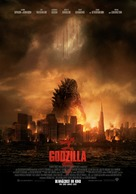 Godzilla - German Movie Poster (xs thumbnail)