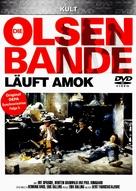 Olsen-banden går amok - German DVD cover (xs thumbnail)