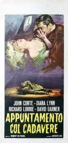 Trauma - Italian Movie Poster (xs thumbnail)