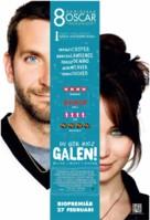 Silver Linings Playbook - Swedish Movie Poster (xs thumbnail)