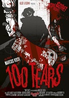 100 Tears - Italian DVD movie cover (xs thumbnail)