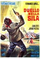 Duello nella sila - Italian Movie Poster (xs thumbnail)