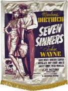 Seven Sinners - poster (xs thumbnail)