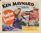 Phantom Rancher - Movie Poster (xs thumbnail)