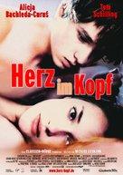 Herz über Kopf - German poster (xs thumbnail)