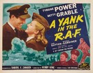 A Yank in the R.A.F. - Re-release movie poster (xs thumbnail)
