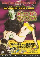 House on Bare Mountain - DVD cover (xs thumbnail)