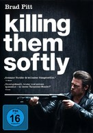 Killing Them Softly - German DVD cover (xs thumbnail)
