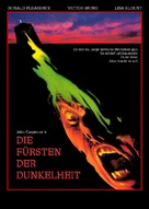 Prince of Darkness - German DVD cover (xs thumbnail)