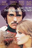 Far from the Madding Crowd - DVD cover (xs thumbnail)