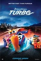 Turbo - British Teaser poster (xs thumbnail)