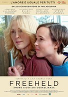 Freeheld - Italian Movie Poster (xs thumbnail)