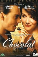 Chocolat - Danish Movie Cover (xs thumbnail)