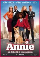 Annie - Italian Movie Poster (xs thumbnail)