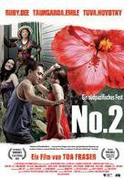 No. 2 - German poster (xs thumbnail)