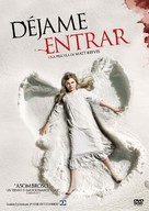 Let Me In - Argentinian DVD movie cover (xs thumbnail)