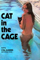 Cat in the Cage - Movie Poster (xs thumbnail)