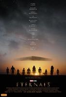 The Eternals - Australian Movie Poster (xs thumbnail)