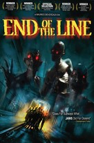 End of the Line - DVD cover (xs thumbnail)