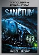 Sanctum - DVD cover (xs thumbnail)