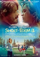 Short Term 12 - Swedish Movie Poster (xs thumbnail)