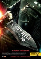 Silent Hill: Revelation 3D - Hungarian Movie Poster (xs thumbnail)
