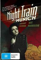 Night Train to Munich - Australian DVD cover (xs thumbnail)