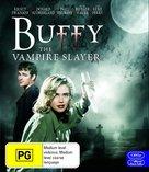 Buffy The Vampire Slayer - Australian Blu-Ray movie cover (xs thumbnail)