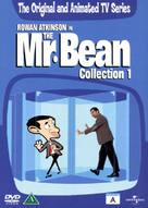 """Mr. Bean: The Animated Series"" - Danish DVD cover (xs thumbnail)"