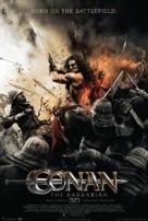 Conan the Barbarian - Danish Movie Poster (xs thumbnail)