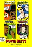 Nurse Betty - German Movie Poster (xs thumbnail)