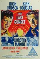 The Last Sunset - Australian Movie Poster (xs thumbnail)