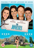 The Joneses - British DVD cover (xs thumbnail)