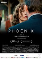 Phoenix - Romanian Movie Poster (xs thumbnail)