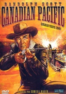 Canadian Pacific - Mexican Movie Cover (xs thumbnail)
