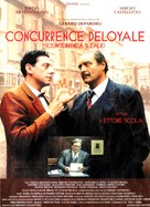 Concorrenza sleale - French Movie Poster (xs thumbnail)