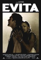 Evita - Spanish Movie Poster (xs thumbnail)