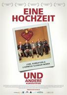 Wesele - German Movie Poster (xs thumbnail)