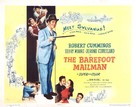 The Barefoot Mailman - Movie Poster (xs thumbnail)