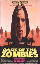 La tumba de los muertos vivientes - VHS cover (xs thumbnail)