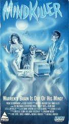 Mindkiller - VHS movie cover (xs thumbnail)