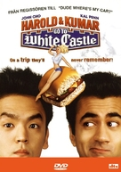 Harold & Kumar Go to White Castle - Swedish DVD cover (xs thumbnail)