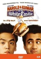 Harold & Kumar Go to White Castle - Swedish DVD movie cover (xs thumbnail)