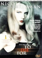 To Die For - Danish DVD cover (xs thumbnail)
