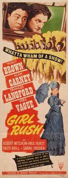 Girl Rush - Movie Poster (xs thumbnail)