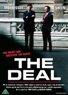 The Deal - Danish DVD cover (xs thumbnail)