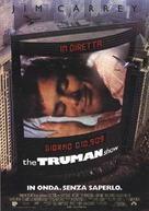 The Truman Show - Italian Movie Poster (xs thumbnail)