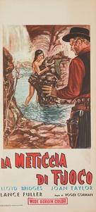 Apache Woman - Italian Movie Poster (xs thumbnail)